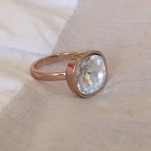 PD Siena Ring - Incomplete set; Lg crystal only!